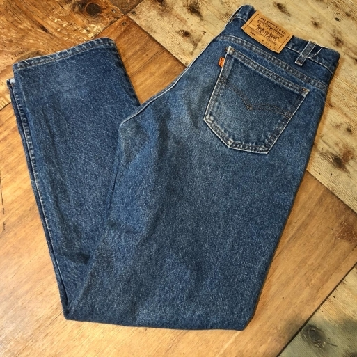 Made in USA Used Levi's505_c0144020_22292684.jpg