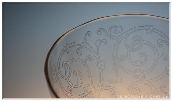 """サン・ルイ クリュニー Saint Louis \""""Cluny\"""" その2 オールド バカラ グラス フランス アンティーク_d0184921_16030258.jpg"""