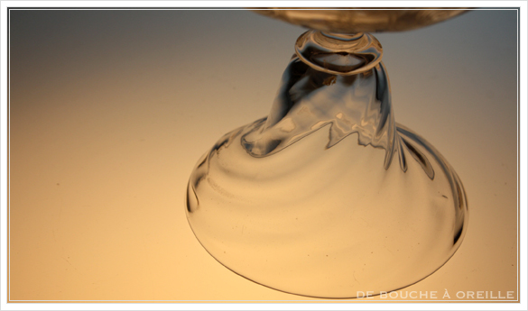 """サン・ルイ クリュニー Saint Louis \""""Cluny\"""" その2 オールド バカラ グラス フランス アンティーク_d0184921_16090097.jpg"""
