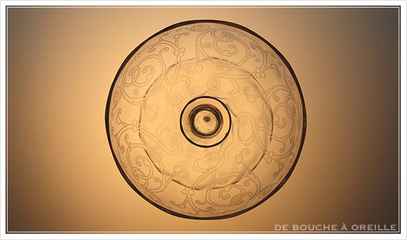 """サン・ルイ クリュニー Saint Louis \""""Cluny\"""" その2 オールド バカラ グラス フランス アンティーク_d0184921_16111443.jpg"""