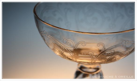 """サン・ルイ クリュニー Saint Louis \""""Cluny\"""" その2 オールド バカラ グラス フランス アンティーク_d0184921_16115023.jpg"""