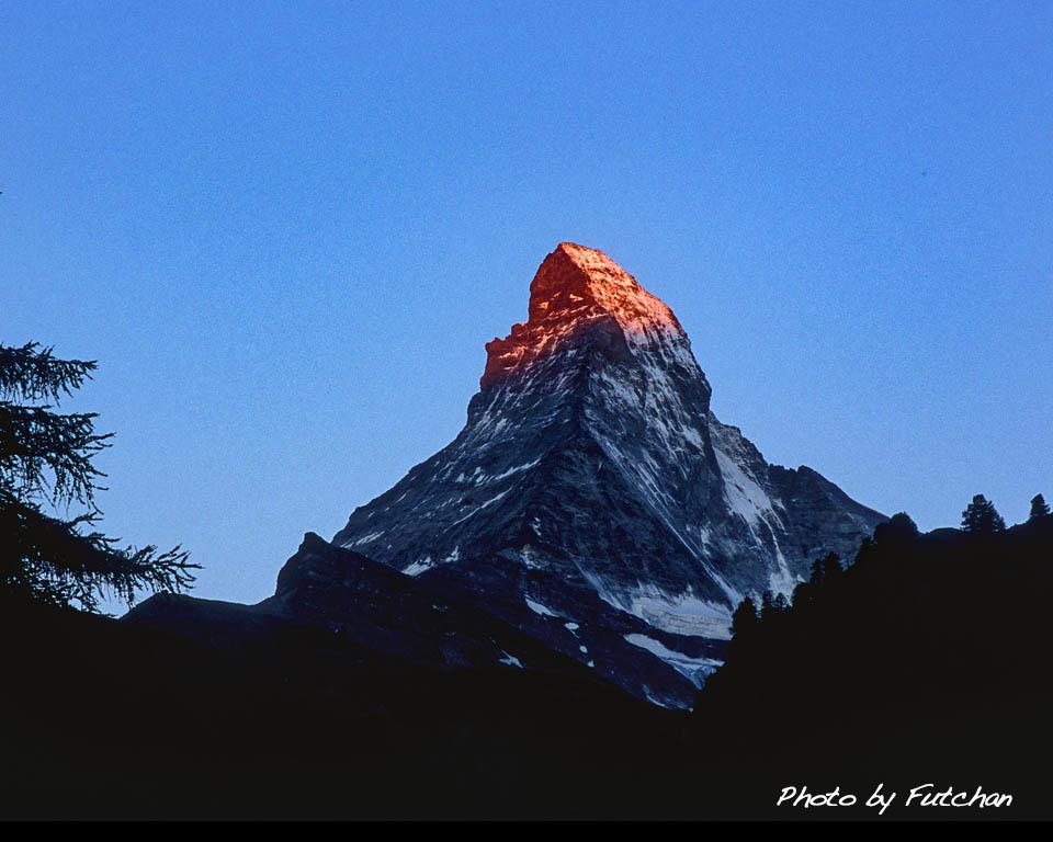 蔵出し写真 スイス思い出の峰_a0158226_17081441.jpg