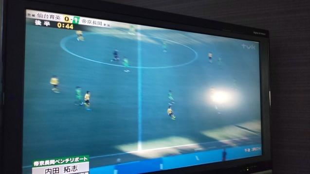 高校サッカー応援_c0124528_16173609.jpg