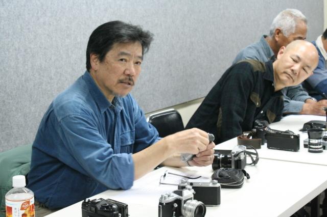 第22回 好きやねん大阪カメラ倶楽部 例会報告 今月のテーマ 手作りカメラ、修理教室、急遽提案ゲルツ、ツァイス祭り_d0138130_14440019.jpg