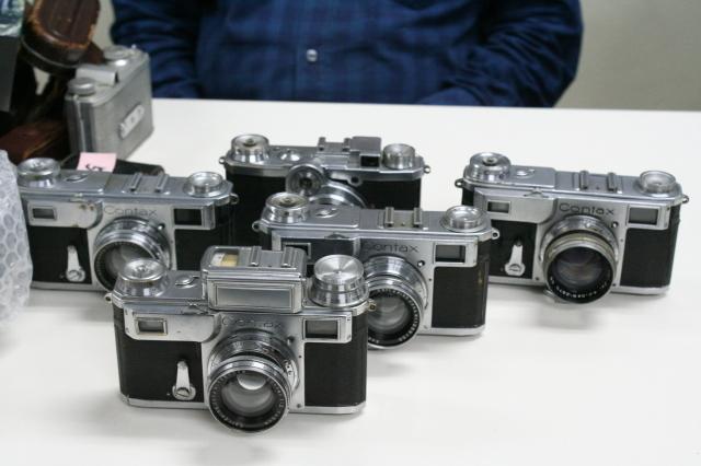 第22回 好きやねん大阪カメラ倶楽部 例会報告 今月のテーマ 手作りカメラ、修理教室、急遽提案ゲルツ、ツァイス祭り_d0138130_14561714.jpg