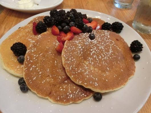 シカゴに到着☆~Wildberry Pancakes and Cafeへ~_e0303431_18001385.jpg