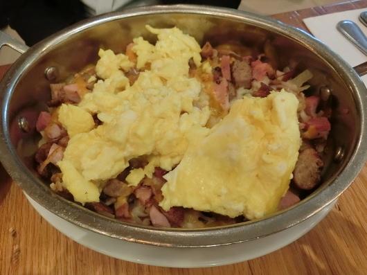 シカゴに到着☆~Wildberry Pancakes and Cafeへ~_e0303431_18025440.jpg