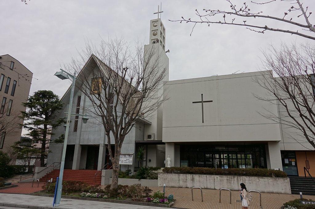 雪の下教会のミサ_b0084241_21455014.jpg