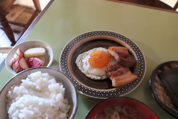 理想的な朝食・山山食堂/長野県松本市_e0234741_22280208.jpg