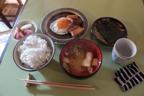 理想的な朝食・山山食堂/長野県松本市_e0234741_22280264.jpg