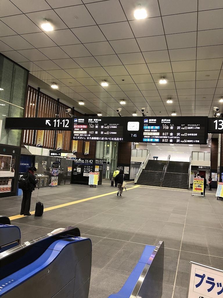 北陸新幹線 富山 ▶ 東京_a0384046_12420507.jpg
