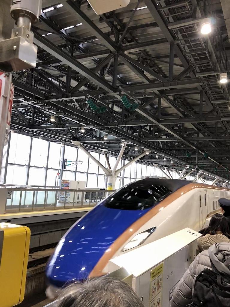 北陸新幹線 富山 ▶ 東京_a0384046_12420627.jpg