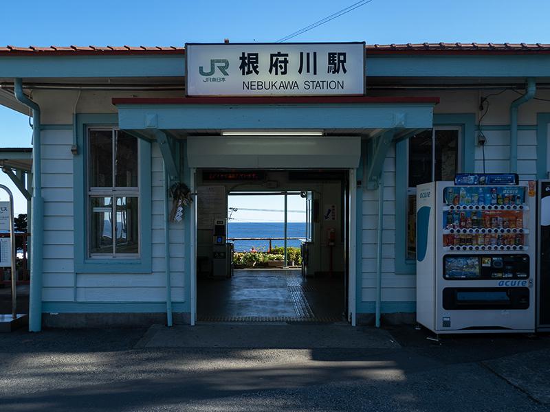 海の見える駅 根府川駅_a0003650_22420400.jpg