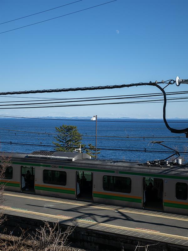 海の見える駅 根府川駅_a0003650_22471057.jpg
