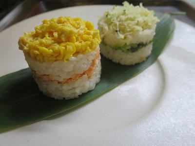 ケーキのようなお寿司_e0262651_17030337.jpg