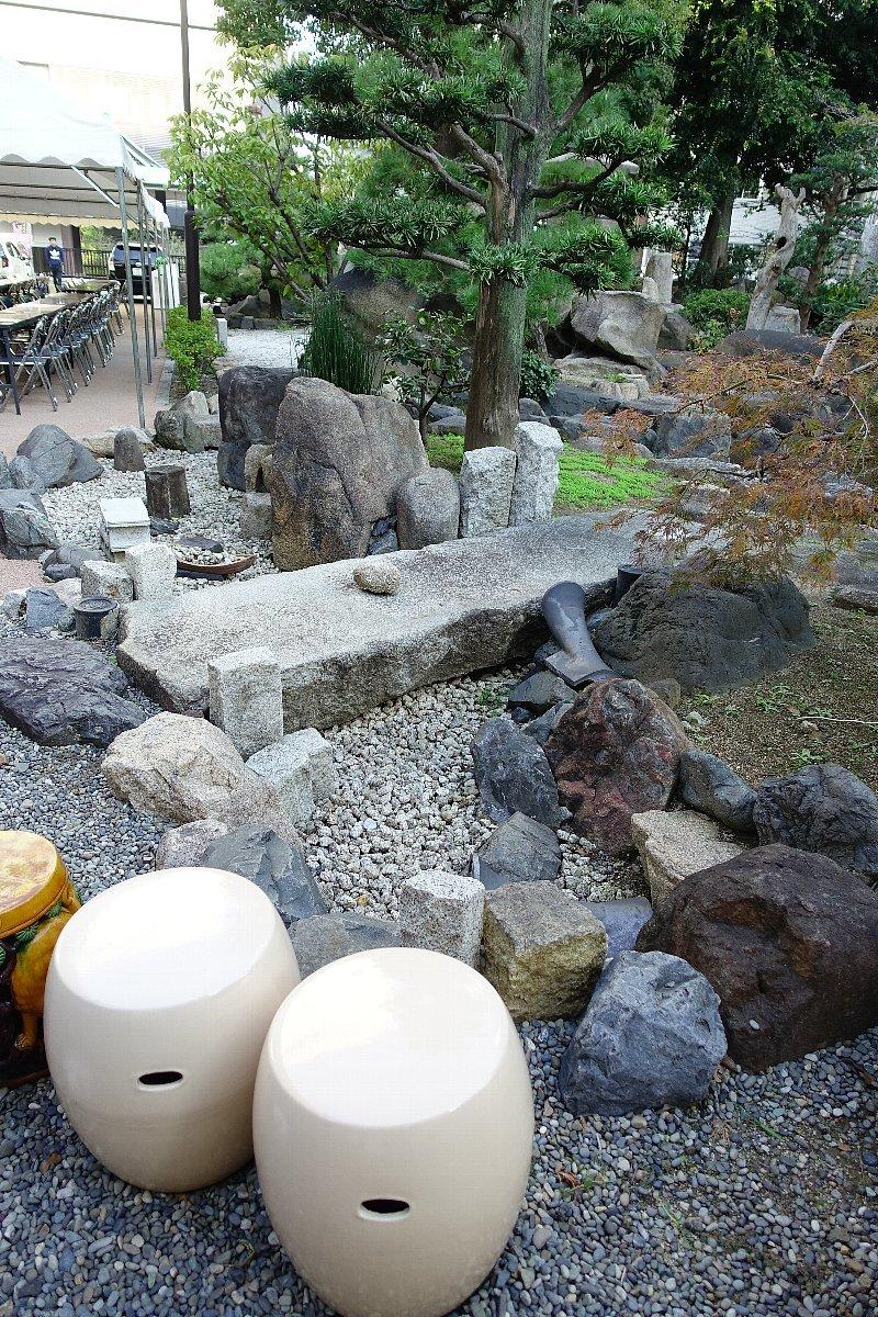 南御堂庭園 獅子吼園_c0112559_08491356.jpg