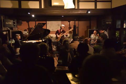 Vol.230 上野山英里カルテット -live photos-_b0365364_18423963.jpg