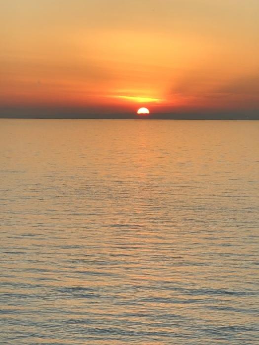 太陽と太陽が沈むトキ 富士山_d0105967_23531266.jpeg