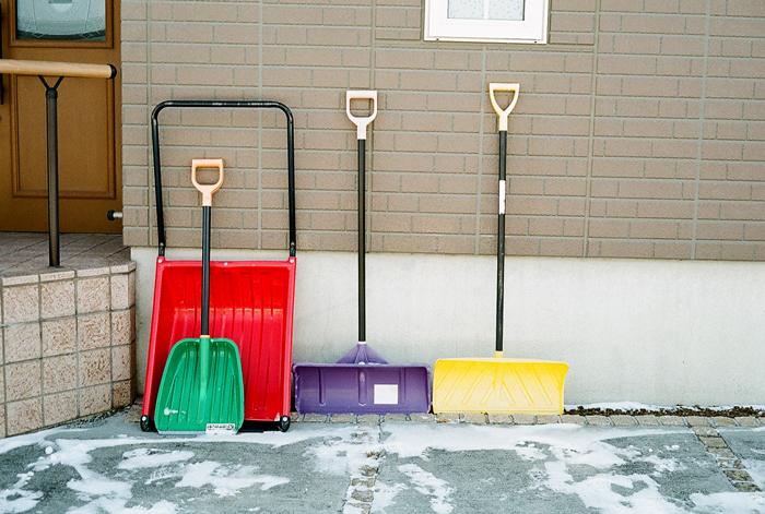 雪対策用具の出番が来ました_c0182775_16561798.jpg