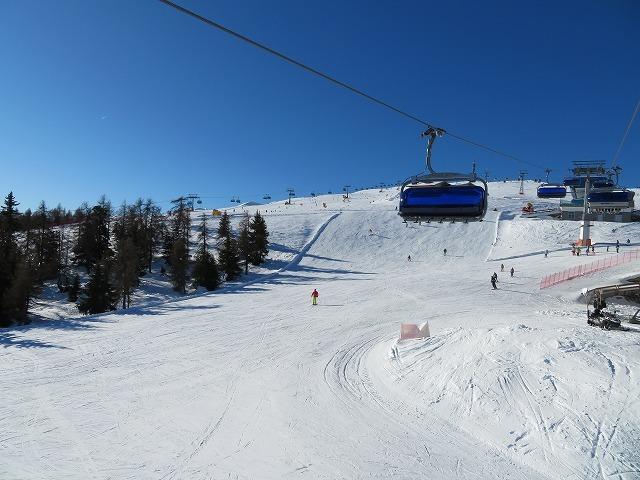 南チロルで年越し(1)~素晴らしいスキー日和_c0211876_06243335.jpg