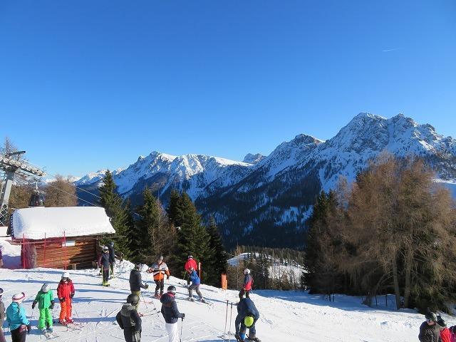 南チロルで年越し(1)~素晴らしいスキー日和_c0211876_06244575.jpg