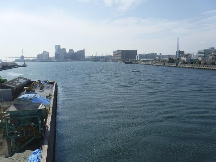 ◆安治川アーチ水門 ~水の都の唯一無二の水門♪~ _f0238779_15102174.jpg