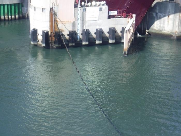 ◆安治川アーチ水門 ~水の都の唯一無二の水門♪~ _f0238779_15112627.jpg