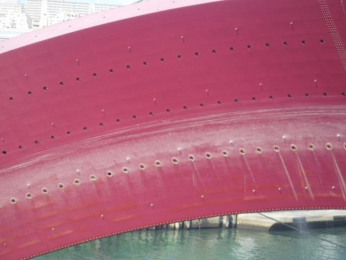 ◆安治川アーチ水門 ~水の都の唯一無二の水門♪~ _f0238779_15124300.jpg