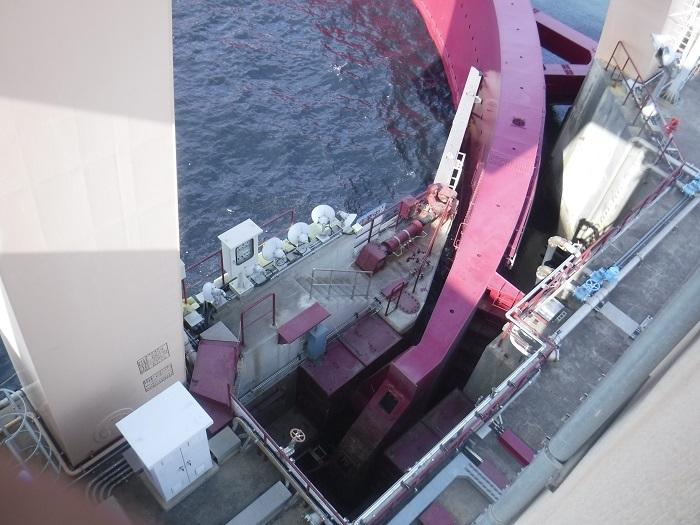 ◆安治川アーチ水門 ~水の都の唯一無二の水門♪~ _f0238779_15134985.jpg