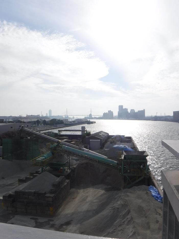 ◆安治川アーチ水門 ~水の都の唯一無二の水門♪~ _f0238779_15141430.jpg