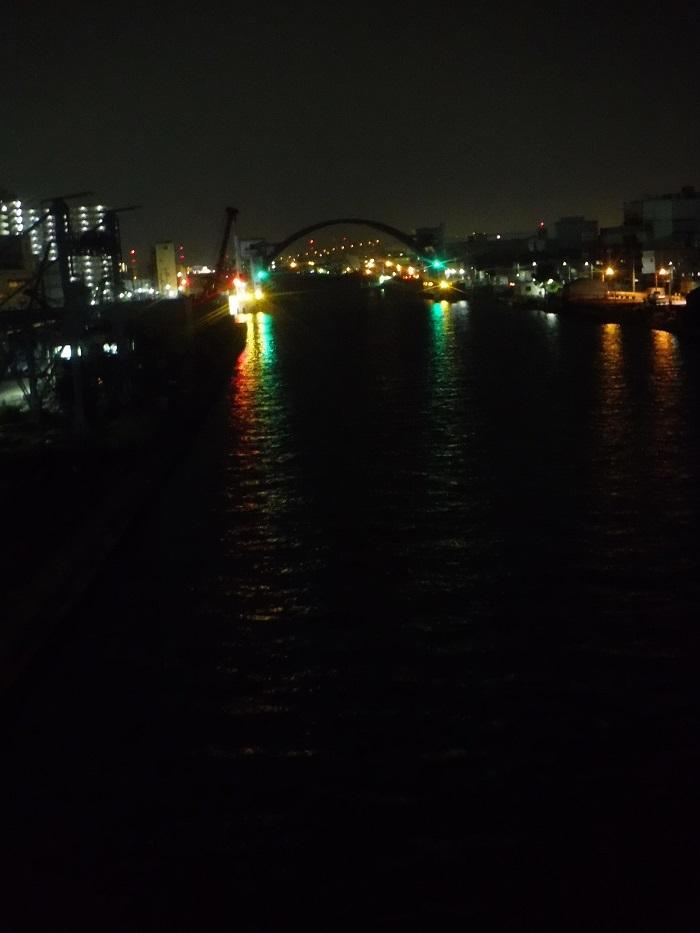 ◆安治川アーチ水門 ~水の都の唯一無二の水門♪~ _f0238779_15180709.jpg