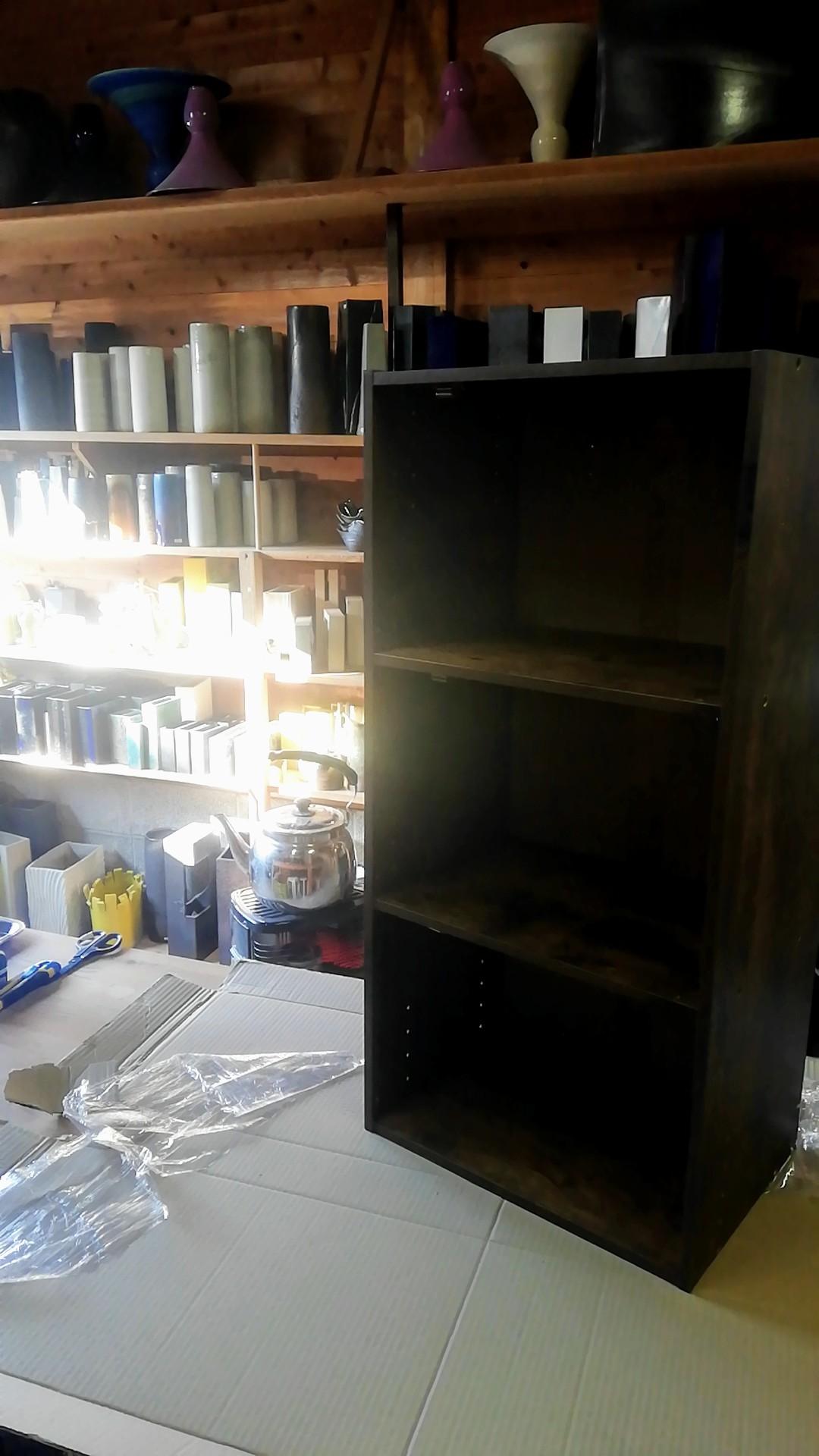 収納ボックス組み立てして佐世保へ_d0195183_01041333.jpg