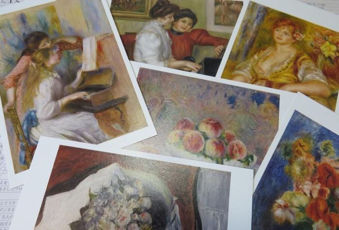 「ルノアールとパリに恋した12人の画家たち」_b0206085_16435284.jpg