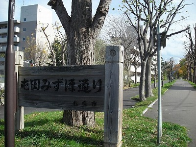 北屯田の公園と遊歩道を歩く(1)_f0078286_20133965.jpg