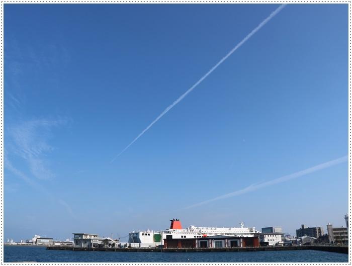 2020年、初めてのかんたん港園も、静かで穏やかで暖かで。。。良いお散歩スタートができました。_b0175688_21085602.jpg