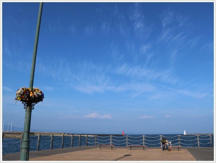 2020年、初めてのかんたん港園も、静かで穏やかで暖かで。。。良いお散歩スタートができました。_b0175688_21085940.jpg