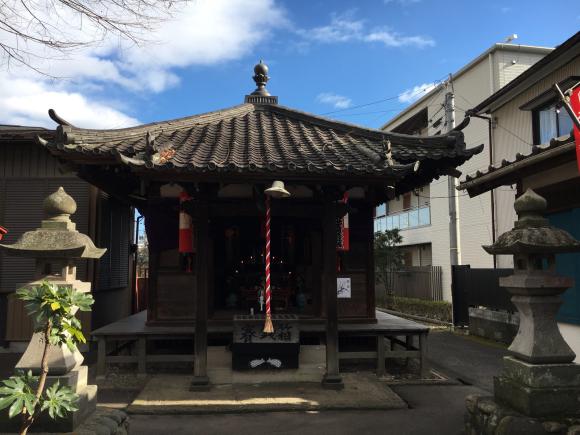 仙台 子年の神社_f0068891_13273250.jpg