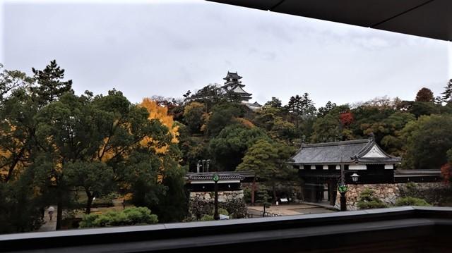 高知城前に素敵な喫茶店、高知県立歴史資料管内にある素敵な喫茶店イストワール、喫茶店イストワール_d0181492_23331617.jpg