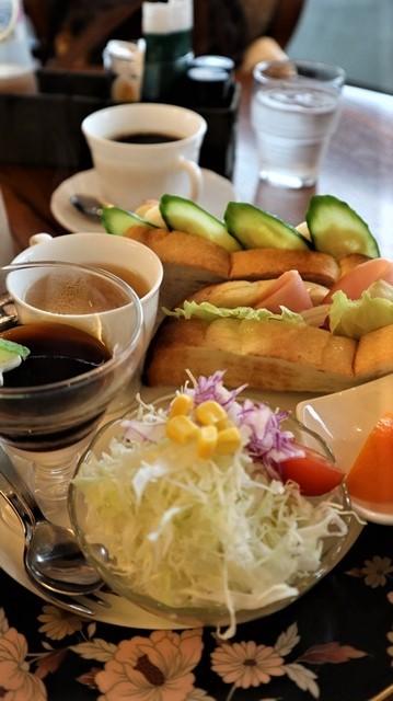 高知城前に素敵な喫茶店、高知県立歴史資料管内にある素敵な喫茶店イストワール、喫茶店イストワール_d0181492_23334856.jpg