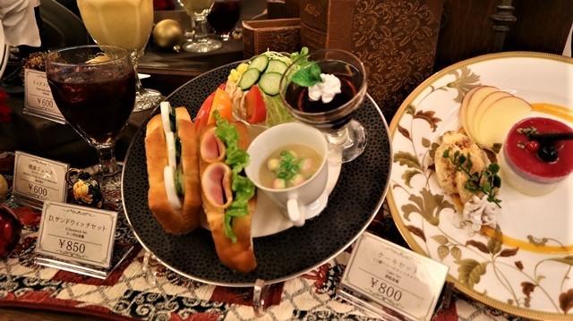 高知城前に素敵な喫茶店、高知県立歴史資料管内にある素敵な喫茶店イストワール、喫茶店イストワール_d0181492_23343149.jpg