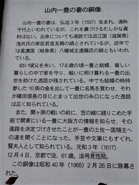 藤田八束の鉄道写真@高知の遺産高知城、国宝高知城と山内一豊・長曾我部元親の関係を知る旅_d0181492_23363726.jpg