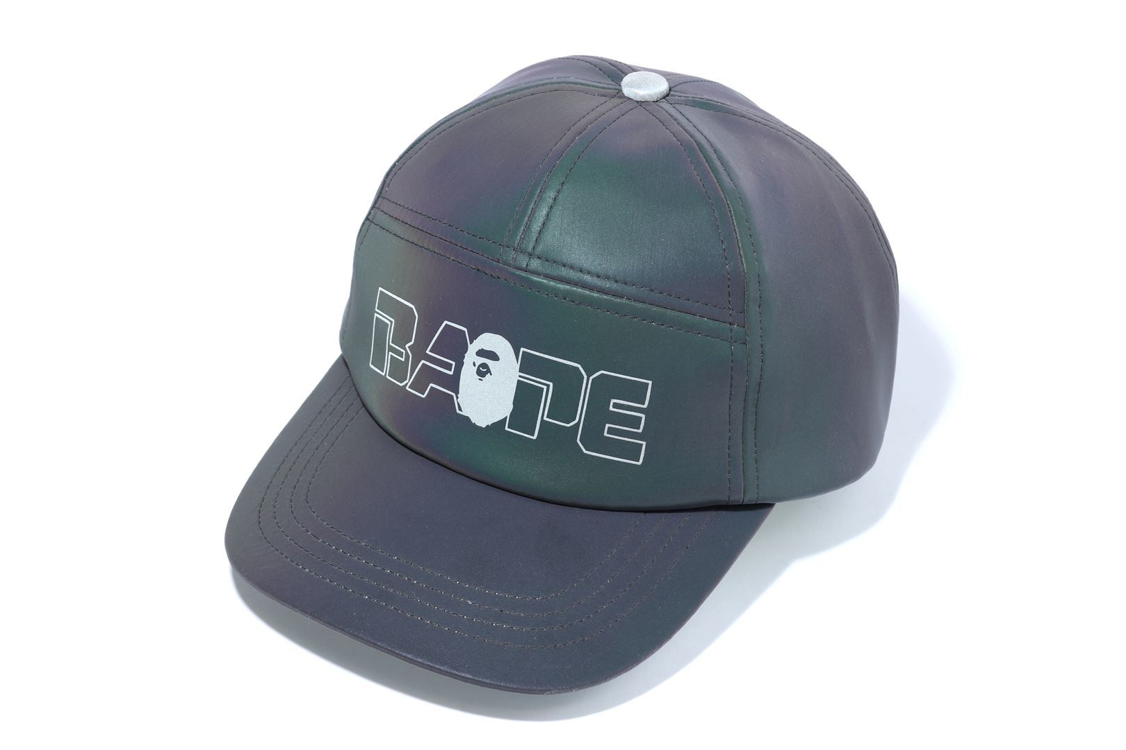 BAPE REFLECTOR CAP_a0174495_18155114.jpg
