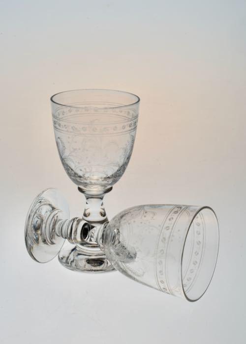 Baccarat Fougeres Decanter & Liqueur glass_c0108595_23334685.jpeg