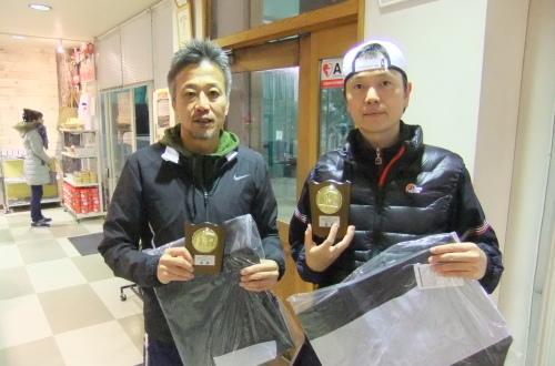 2020年1月5日(日)男子ダブルスオープントーナメント_b0158200_13455846.jpg