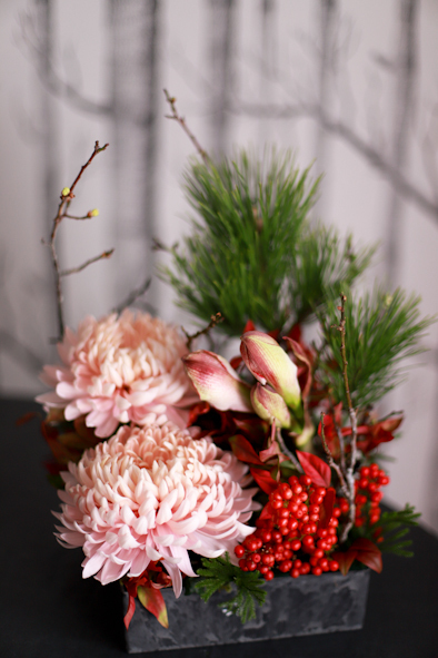 迎春の花_b0208604_21005809.jpg