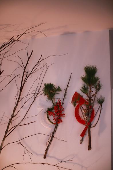 松のお飾り_b0208604_22101802.jpg