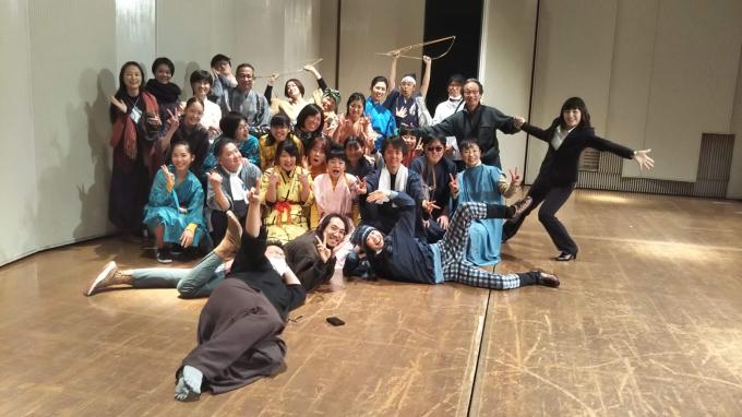与市 Yoichi the FES.亀岡市民ミュージカル イベント無事終演☆_c0180209_00164947.jpg