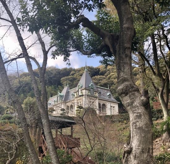 萬翠荘と坂の上の雲ミュージアム_f0197215_09400977.jpg