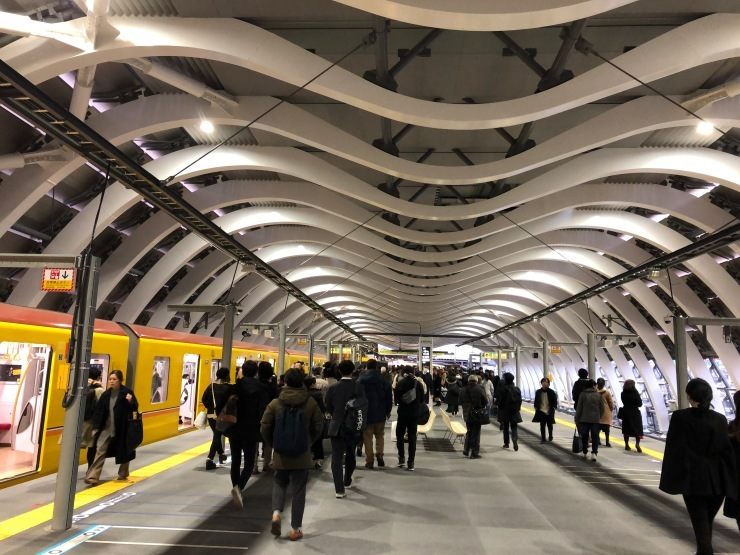 地下鉄銀座線 渋谷駅_b0074416_20003112.jpeg