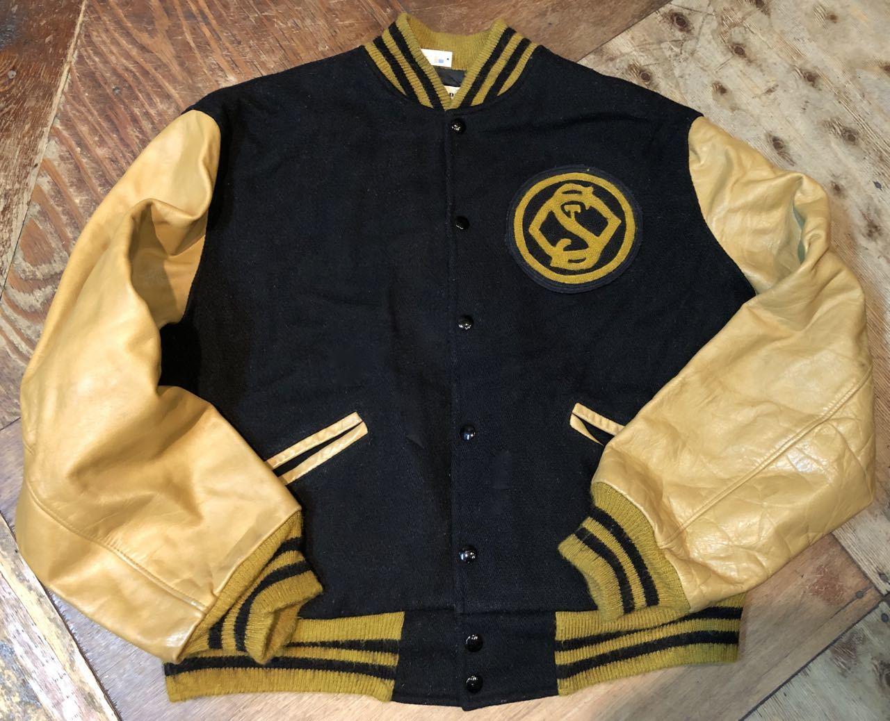 1月6日(月)入荷!80s Varsity Jacket スタジャン! _c0144020_13112558.jpg